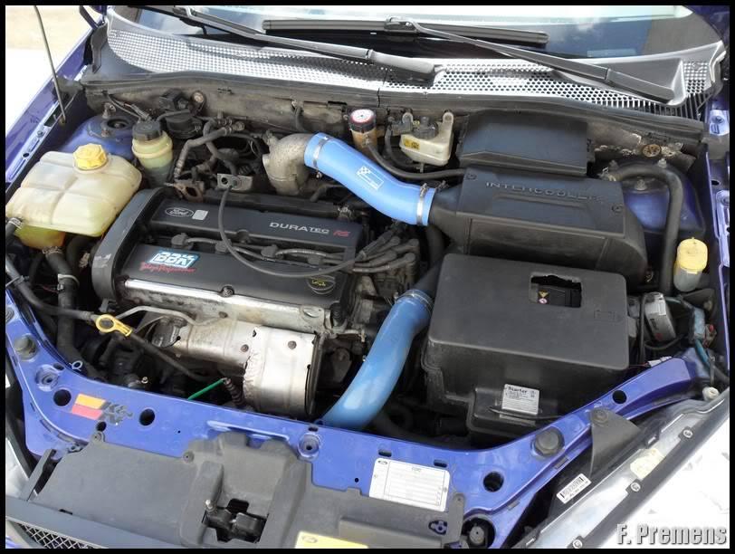Detallado Exterior Ford Focus RS MK I SAM_1082