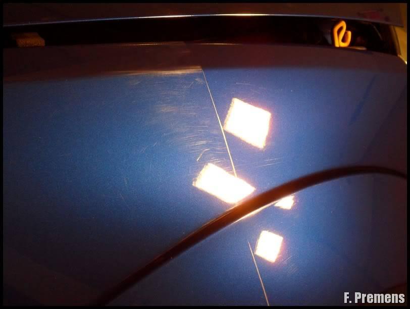 Detallado Exterior Ford Focus RS MK I SAM_1147