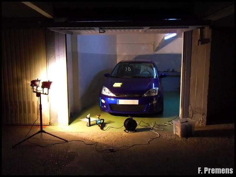 Detallado Exterior Ford Focus RS MK I SAM_118711
