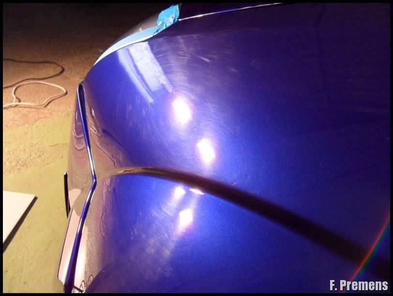 Detallado Exterior Ford Focus RS MK I SAM_1197
