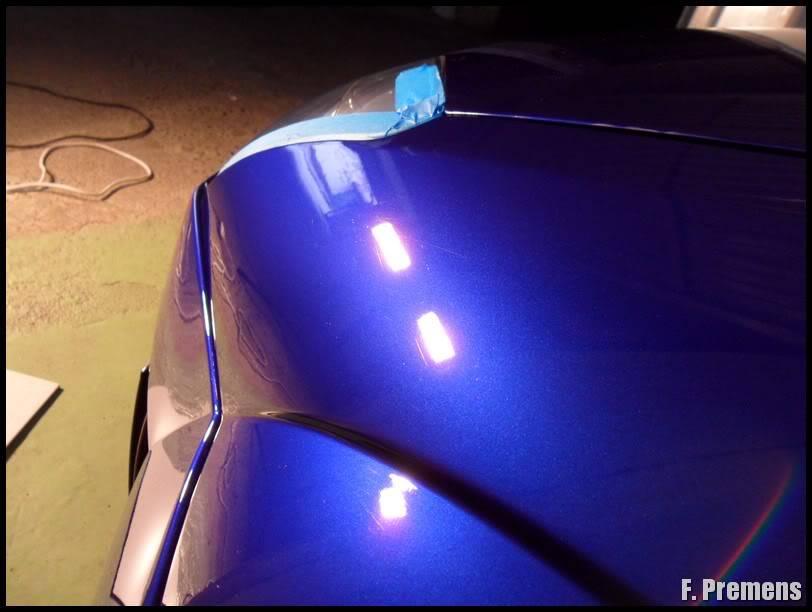 Detallado Exterior Ford Focus RS MK I SAM_1198