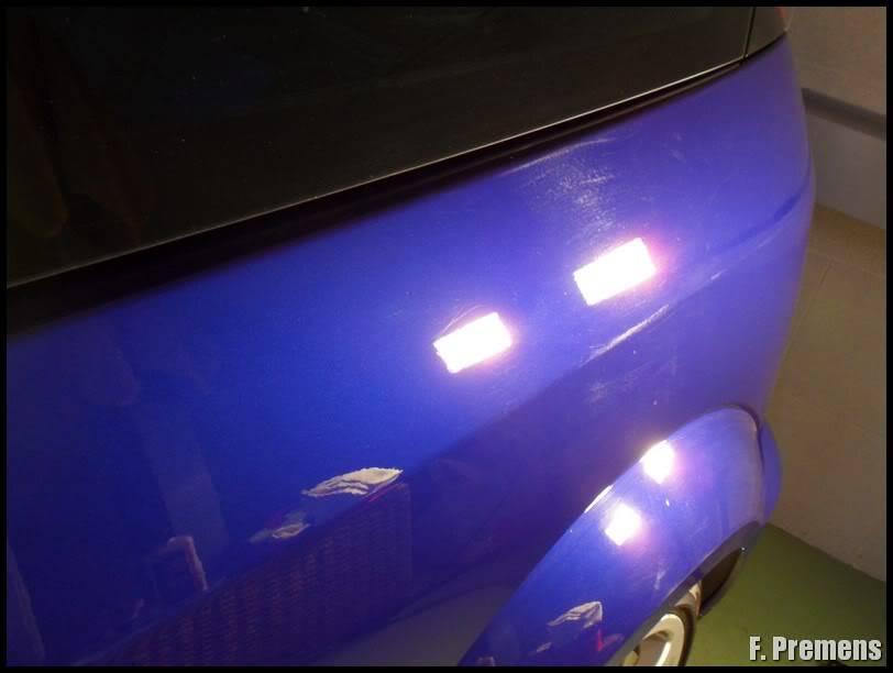 Detallado Exterior Ford Focus RS MK I SAM_1202
