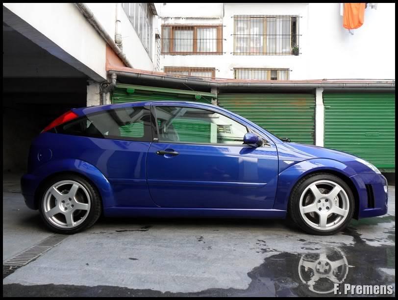 Detallado Exterior Ford Focus RS MK I SAM_1238