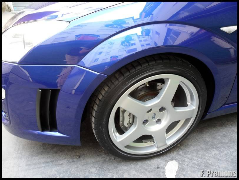 Detallado Exterior Ford Focus RS MK I SAM_1244