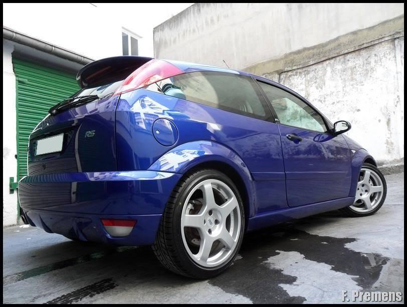 Detallado Exterior Ford Focus RS MK I SAM_1254