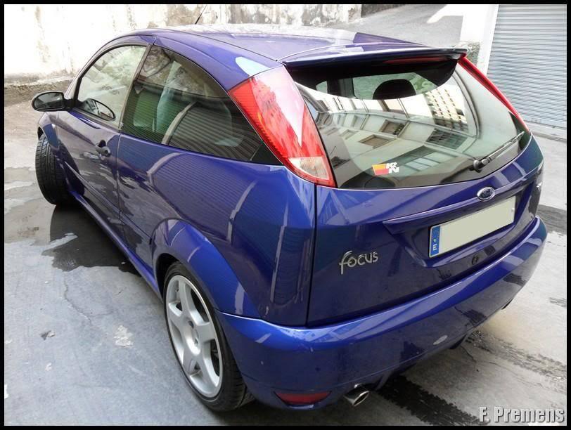 Detallado Exterior Ford Focus RS MK I SAM_1257
