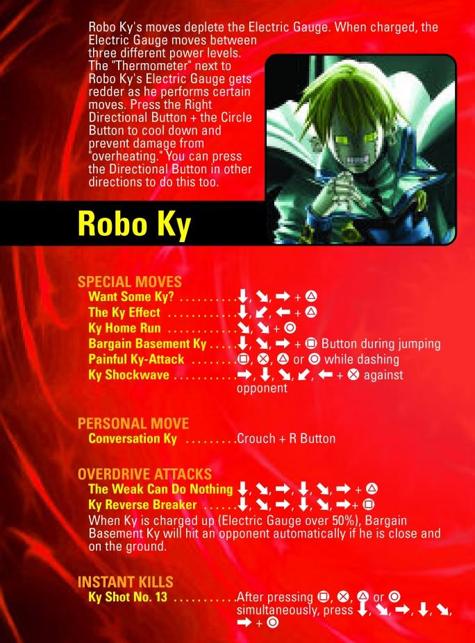 Guilty Gear XX Reload Roboki