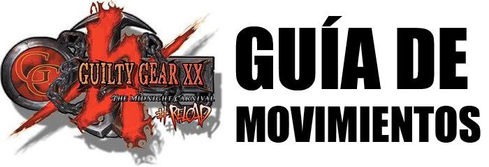 Guilty Gear XX Reload Title