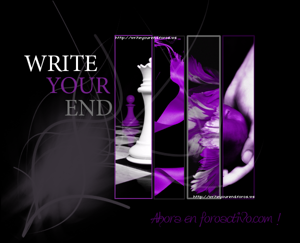 Write Your End
