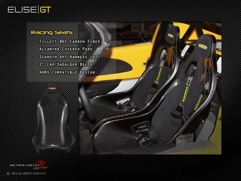 Project Build: Elise GT Widebody 015Seats