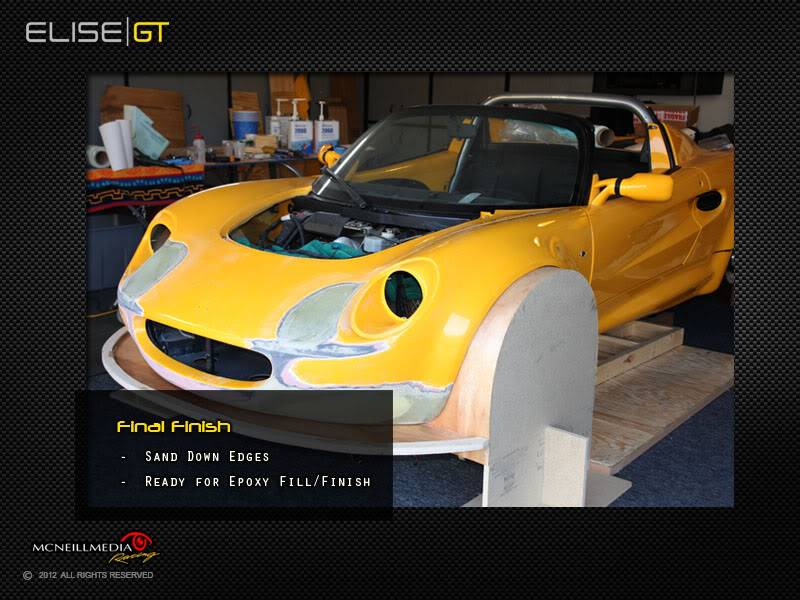 Project Build: Elise GT Widebody 025FillProcess7