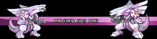 Pokemon Userbars PalkiasNo1Fan