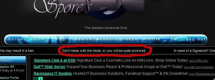 Changes to The GAC Banner_screenshot