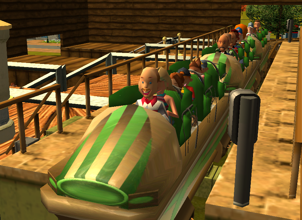 My Roller Coaster Tycoon pictures / Discussion Thread Rctscreenchot_1