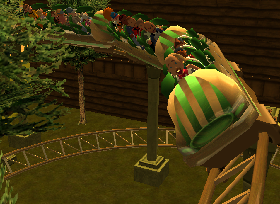My Roller Coaster Tycoon pictures / Discussion Thread Rctscreenchot_2