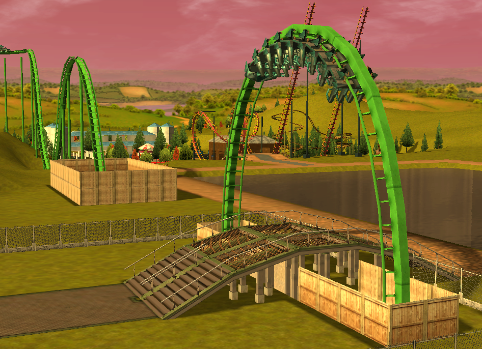 My Roller Coaster Tycoon pictures / Discussion Thread Rctscreenchot_3