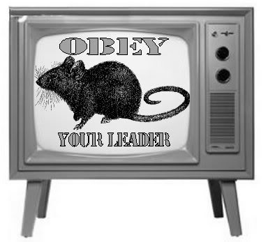 Your very own art - Page 2 Television_rat