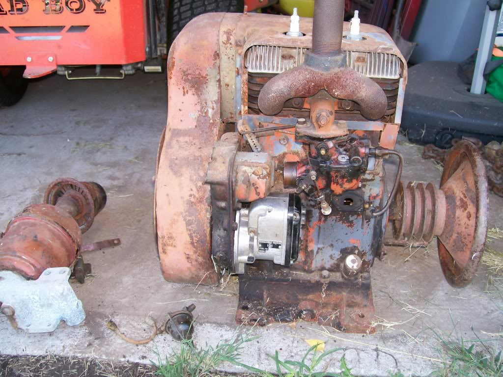 14hp wisconsin on a 1960's craftsman! 1379823400_zps9d853d7a