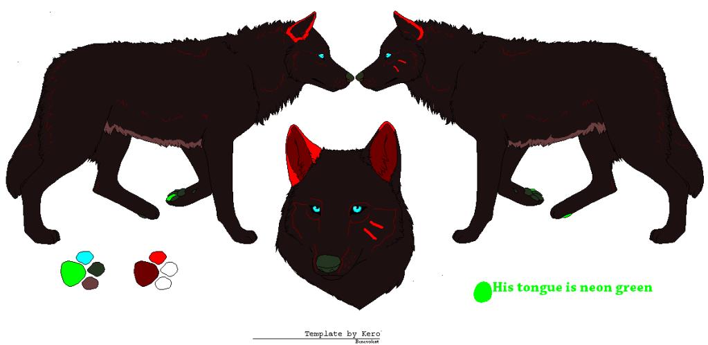 Suplji Plakati Wolf Pack (Open) Strava