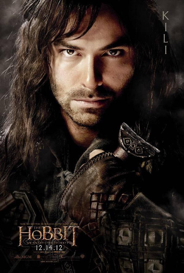 O Hobbit - A Desolação de Smaug! The-Hobbit-An-Unexpected-Journey-Kili