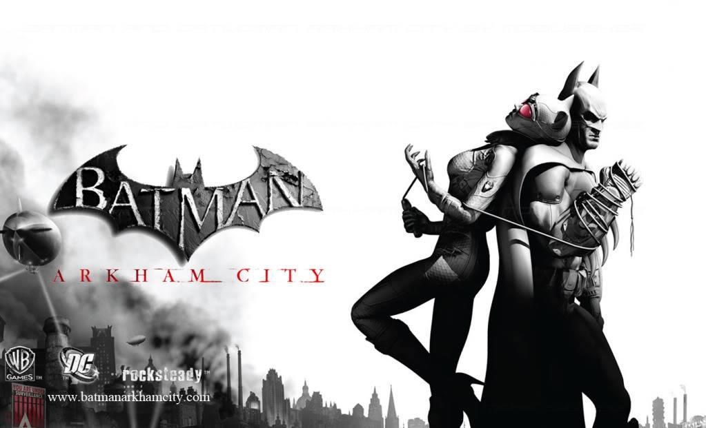 Batman: Arkham Asylum/Arkham City BatmanCatwomanArkhamCityC