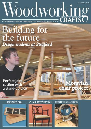 Woodworking Crafts 15 (July 2016) 08369e696a763c133522b140cd89681a