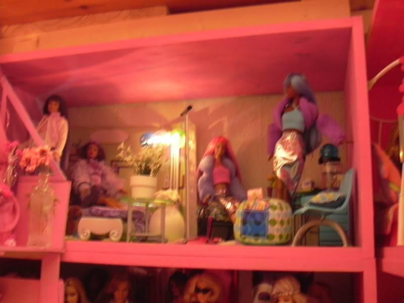 Living in Style (ou plus simplement mon village barbie) DSC022