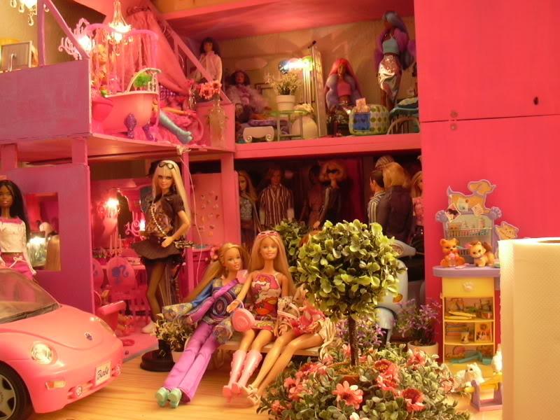 Living in Style (ou plus simplement mon village barbie) DSCN0009