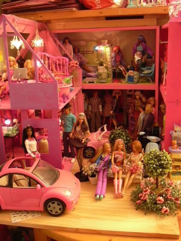 Living in Style (ou plus simplement mon village barbie) DSCN0010