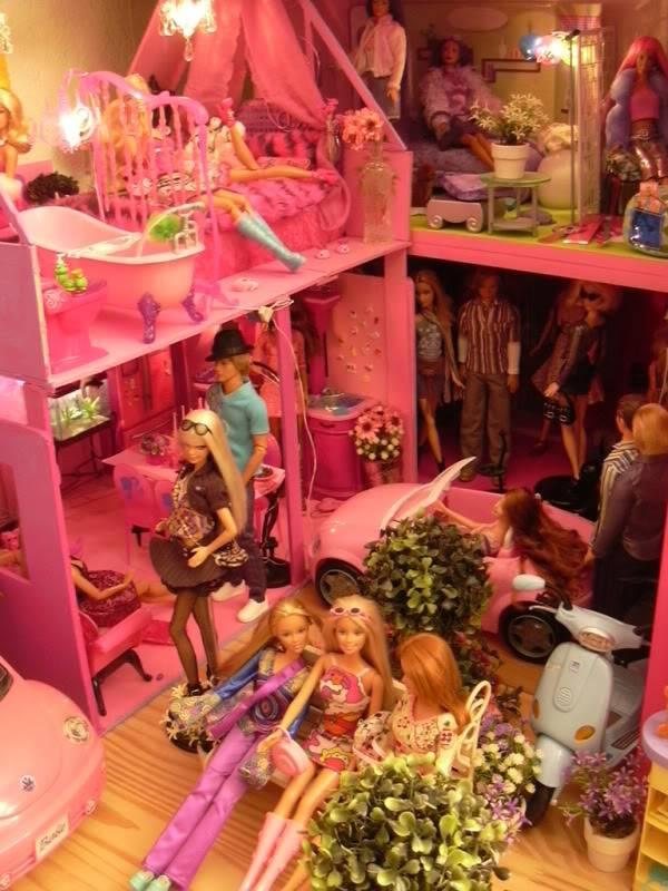 Living in Style (ou plus simplement mon village barbie) DSCN0011