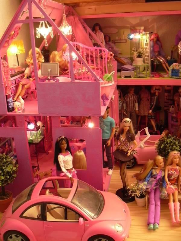 Living in Style (ou plus simplement mon village barbie) DSCN0012