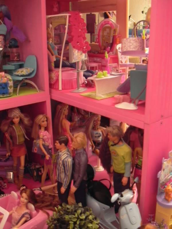 Living in Style (ou plus simplement mon village barbie) DSCN0014