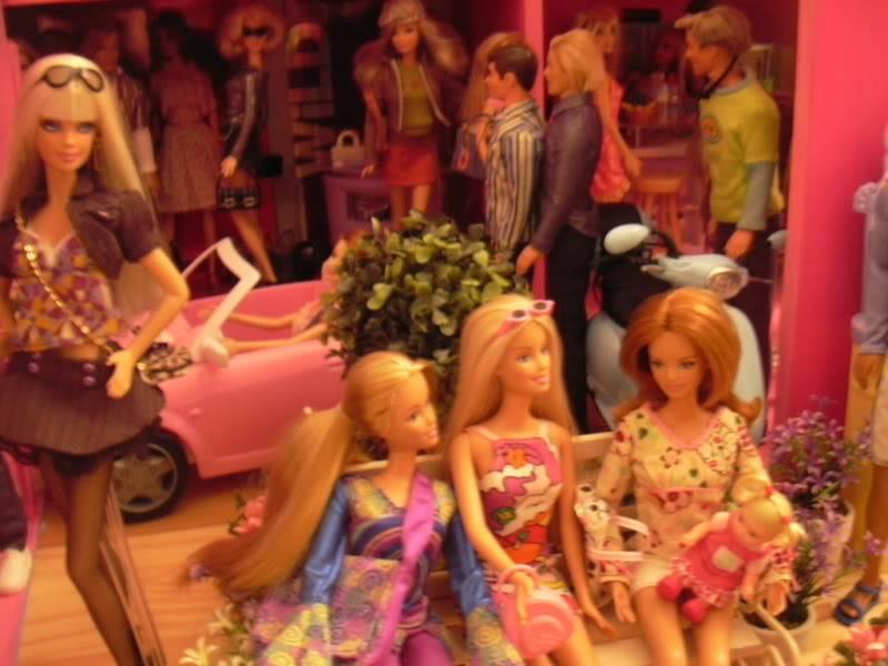 Living in Style (ou plus simplement mon village barbie) DSCN0017