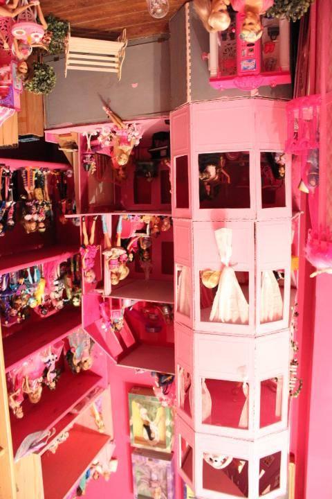 Mon mur barbie, poupées et playsets :) IMG_2479_zps8c36a93b