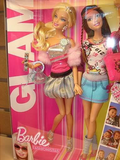 Barbie Fashionistas, nouvelle vague ToyFair2010297