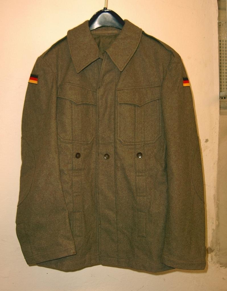 1960 German Filzlaus / Jagdmeliert Jacket 01a_zpsagxtp6ar