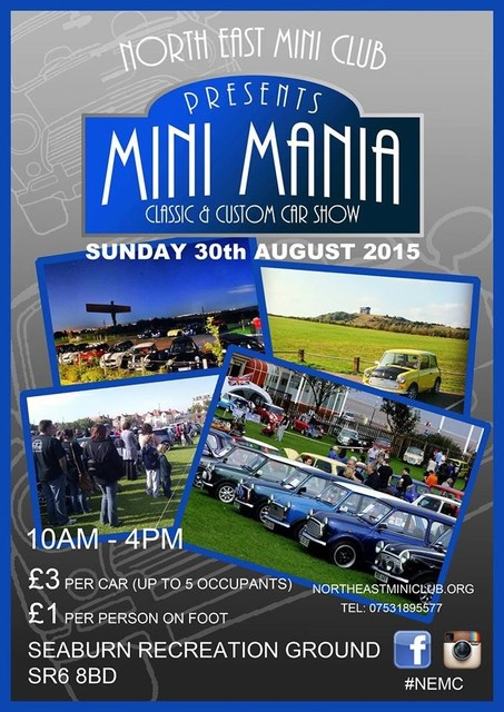 Mini Mania 30/08/15 NEMC-minimania-flyer-2015_zpsmoc6mxpz