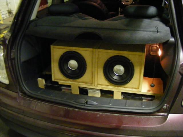 Nicola's stereo upgrade  DSCF0962