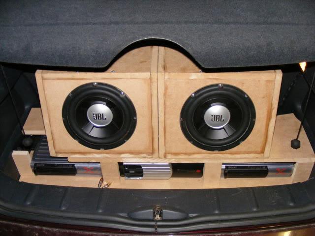 Nicola's stereo upgrade  DSCF0963