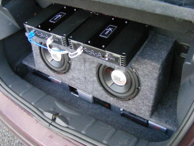 Nicola's stereo upgrade  DSCF0978