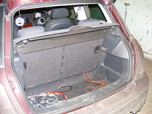 Nicola's stereo upgrade  DSCF1944