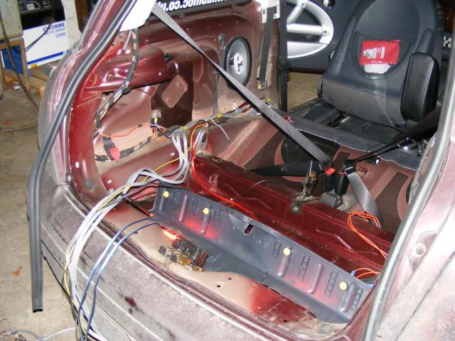 Nicola's stereo upgrade  DSCF1946
