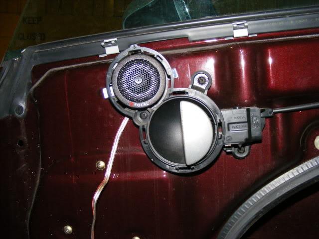 Nicola's stereo upgrade  DSCF1997