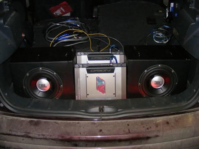 Nicola's stereo upgrade  DSCF2006