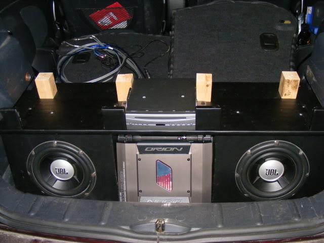 Nicola's stereo upgrade  DSCF2009