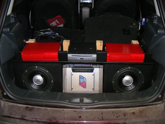 Nicola's stereo upgrade  DSCF2010