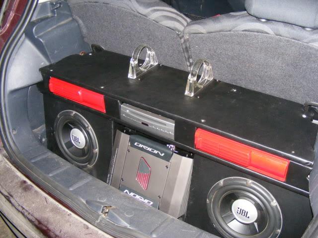Nicola's stereo upgrade  DSCF2013