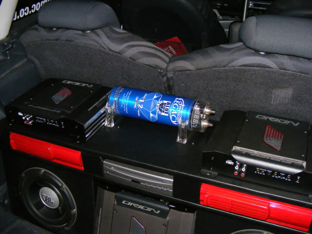 Nicola's stereo upgrade  DSCF2014