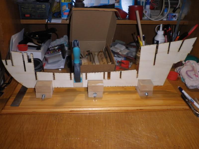 halifax  au 1/35-kit en bois Constructo PB1300112