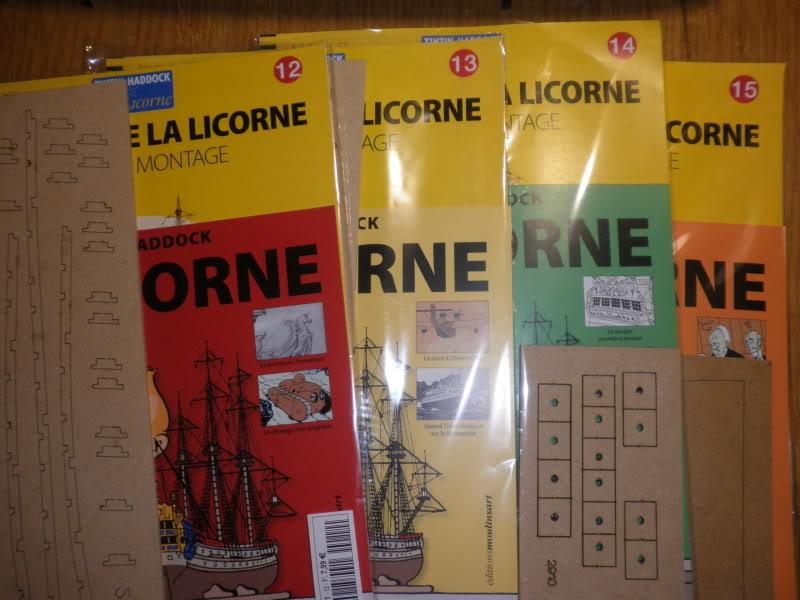 LA LICORNE  ech 1/72 - Page 3 P1130010